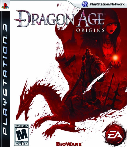 Dragon Age Origins Ps3 Psn - Midia Digital
