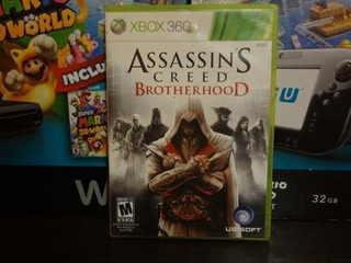 Assassins Creed Brotherhood Xbox 360 Envio Gratis