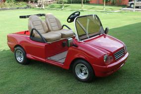 Carro De Golf /carrito Eléctrico Tipo Mercedes Benz