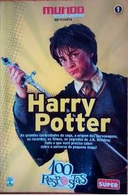 1 Livro Harry Potter Coleção 100 Respostas