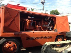 Compresor De Aire 1300 Sullivan Motor 8v92 125psi
