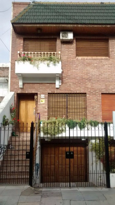 4 Amb. En Duplex C/cochera Doble Patio/parrilla