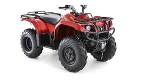 Cuatriciclo Yamaha Grizzly 350 4x4