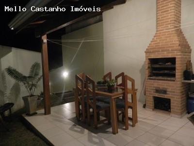 Casa Em Condomínio A Venda Em Jandira, Condomínio Nova Paulista, 3 Dormitórios, 1 Suíte, 4 Banheiros, 4 Vagas - 1000265