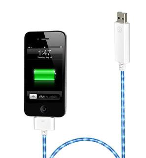 Dexim Visible Green Blue Smart - Cabo Dados iPhone iPad iPod