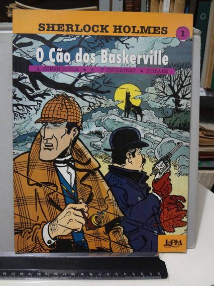 Hqs O Cão Dos Baskerville - C. Doyle Desenhos Stibane L&pm