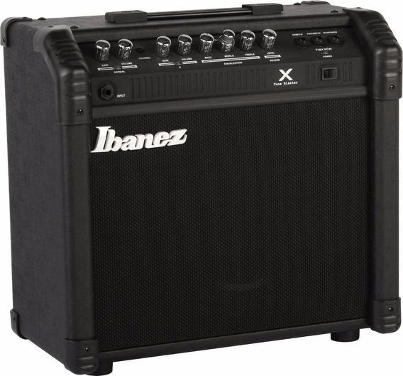Amplificador De Guitarra Ibanez Tbx-30r Con Reverb