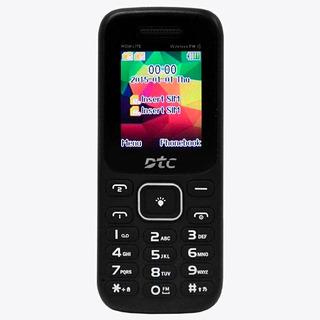 Celular Dtc Wow Lite B7i Dual Sim Rádio Fm Cartão Sd