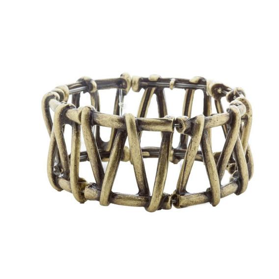 Bracelete Moama Ourovelho