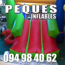 Castillos Inflables Cama Elastica, Alquiler $600