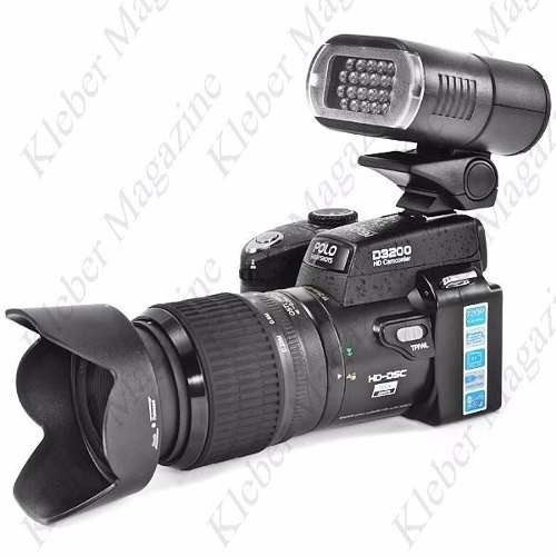 Câmera D3200 3.0 Inch 16mp 720p Hd Camcorder