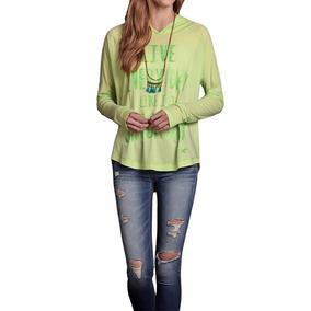 Camiseta Hollister Feminina Blusas Gap Moletons Abercrombie