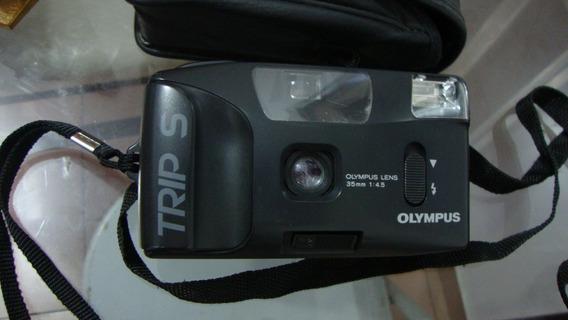 Câmara Fotografica Olympus Trip S Com Capa