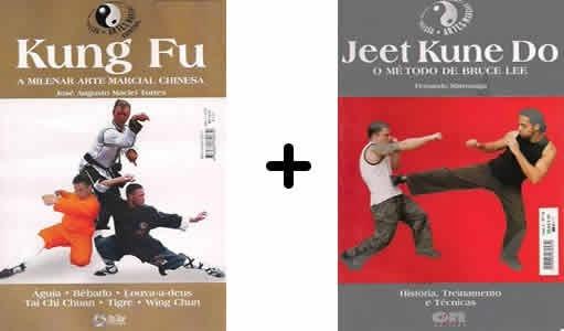 Kung Fu + Jeet Kune Do | Artes Marciais Comprar Junto