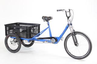 Triciclo De Carga Multi Uso Food Bike