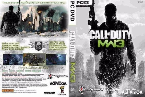 Call Of Duty Moderny Warfare 3 Pc Em Português Frete Grátis