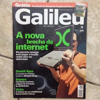 Revista Galileu 140 Março 2003 A Nova Brecha Da Internet