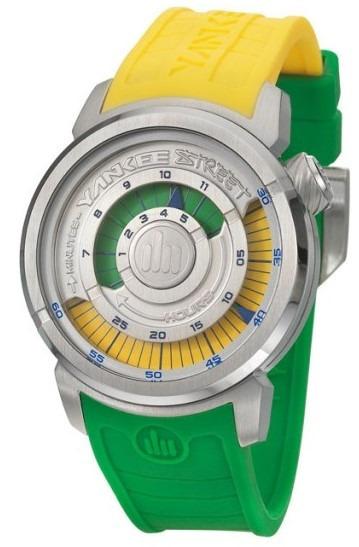 Promoção Relógio Masculino Yankee Street Ys38186x F.grátis