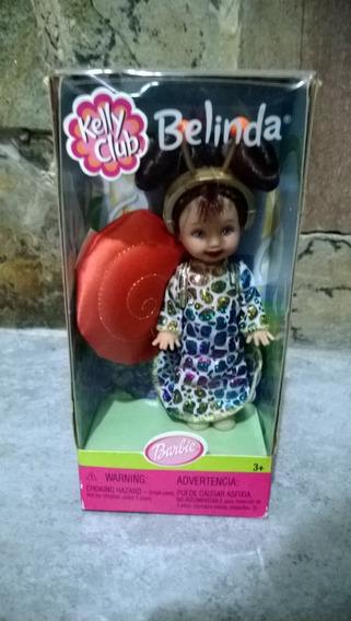 Boneca Belinda Kelly Club Lacrada Barbie Caracol Mattel