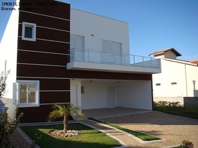 Casa Residencial Em Campinas - Sp, Betel - Ca05420