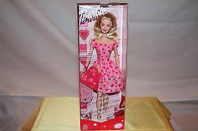 Barbie Valentines Day Versao Canadense!! Rara Na Caixa