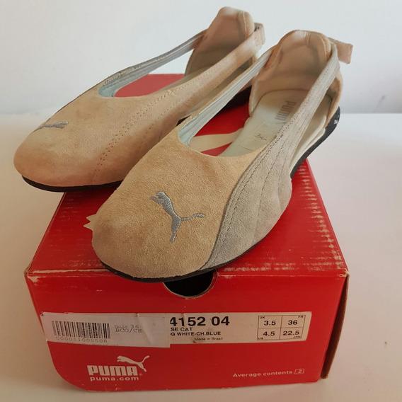 Ballerinas Puma Original- Impecables !!!!!!!!