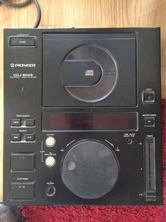 Se Vende Reproductor Pionner Cdj-500 Ii (vintage)