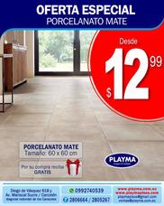 Porcelanato $12,99 Cerámica, Gres, 2806664 Quito