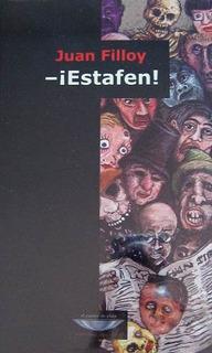 Estafen, Juan Filloy, Ed. Cuenco De Plata