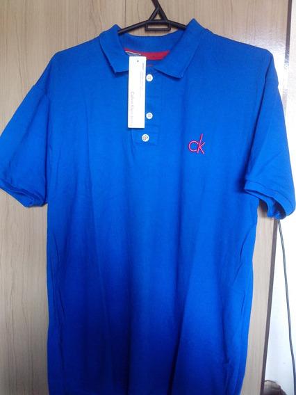 Kit 4 Camisas Polo Multimarcas Tamanho Gg Novas