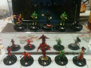 Heroclix / Hydra Team / Marvel