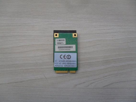 Placa Wi-fi P/ Not. Emachines E625-5582