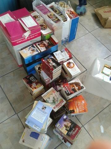 Lote De Livros De Romances Sabrina Julia Bianca