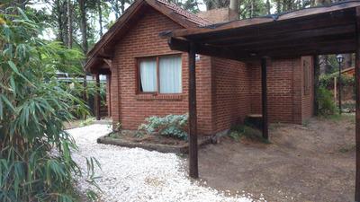 Cabaña 50 M2 Costa Del Este,wifi 2/8p Y 35m2 Desde 2000 3prs