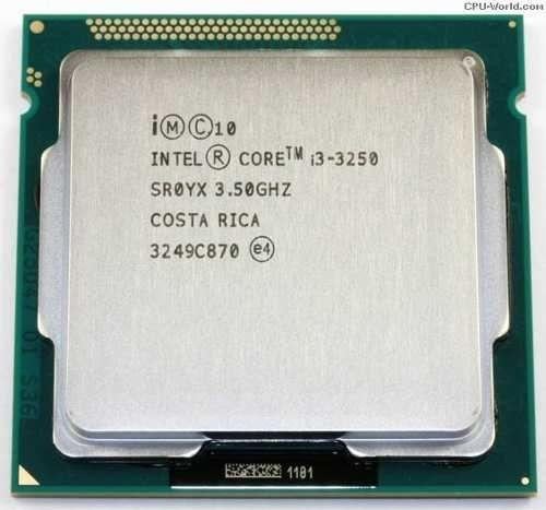 Core I3 3250 Lga 1155 3.50 Ghz 3mb Cache Oem Com Garantia!..