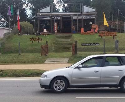 Casa-local Excelente Sobre Puente De Parque Del Plata
