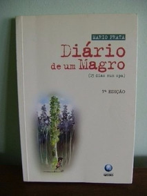 Livro: Diário De Um Magro. Por: Mario Prata