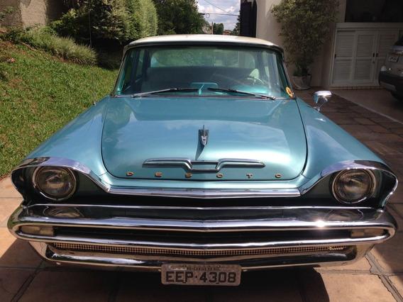 Plymouth De Soto - 1958 - V 8 - Diplomatic