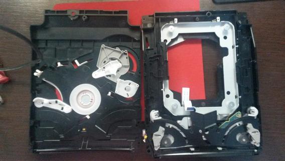 Carcaça Leitor Drive Blu Ray Ps3 Fat Ceche01 Completa