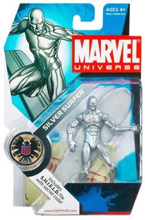 Marvel Universe S1-003 Silver Surfer