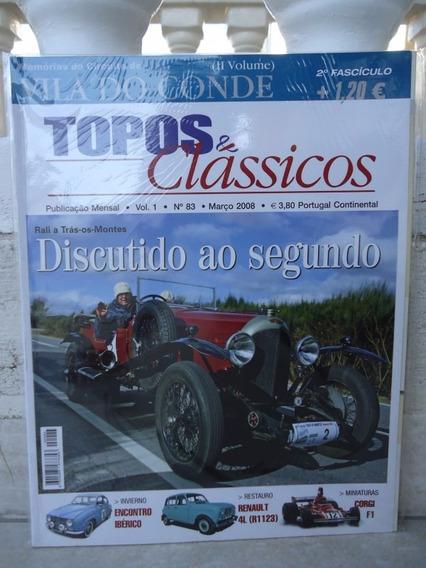 Topos & Classicos N°83 Renault 4l R1123 Miniaturas Corgi F1