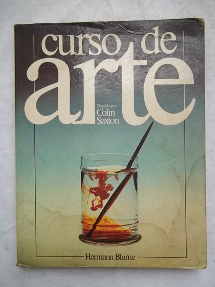 *curso De Arte - Hermann Blume - Colin Saxton