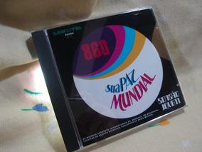Sua Paz Mundial Vol. 1 Elton John Chrystian Cd Remasterizado