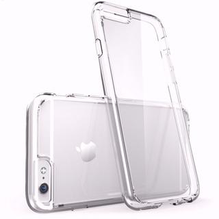 Capa Case Silicone Luxo Iphone 6 + Película Protetora Vidro