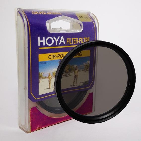 Filtro Hoya Polarizador 52mm Cir Polarizing