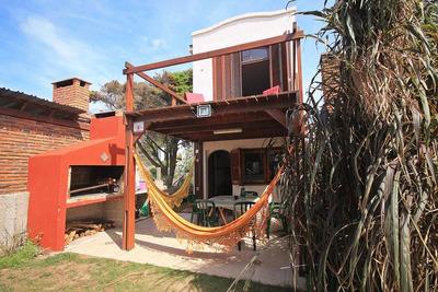 Casita Frente A La Playa Espectacular Vista Nueva Libre 15/2