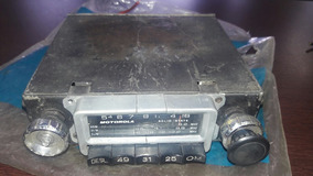 Rádio Antigo Motorola