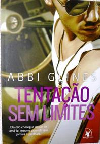 Livro Tentação Sem Limites Abbi Glines 195 Pagina Barato