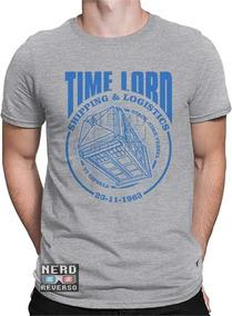 Camisa, Camiseta Doctor Who Time Lord Tardis David Séries