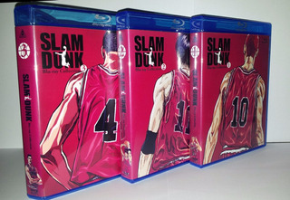 Slam Dunk Bluray Serie + Ovas Blu Ray Box Oferta